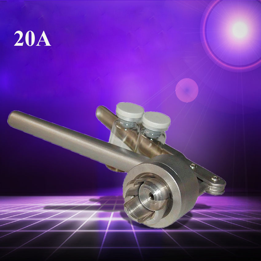 1PC 20A Manual vial crimper,bottle cap crimping tool,Antibiotics bottle capper machine,handheld capping machine
