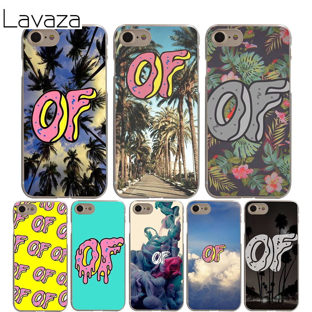 Lavaza odd future Cover Case for iPhone X 10 8 7 6 6S plus Cases for Apple 5 5S 5C SE 4 4S Coque Shell