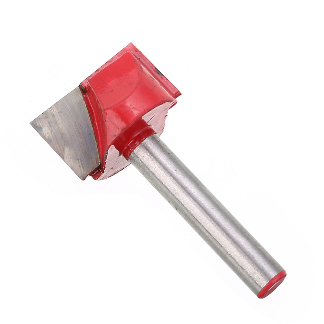 22mm Surface Planing Bottom Cleaning Router Bit Wood Milling Cutting CNC Router Mill Bit End Milling Cutter For Woodworking