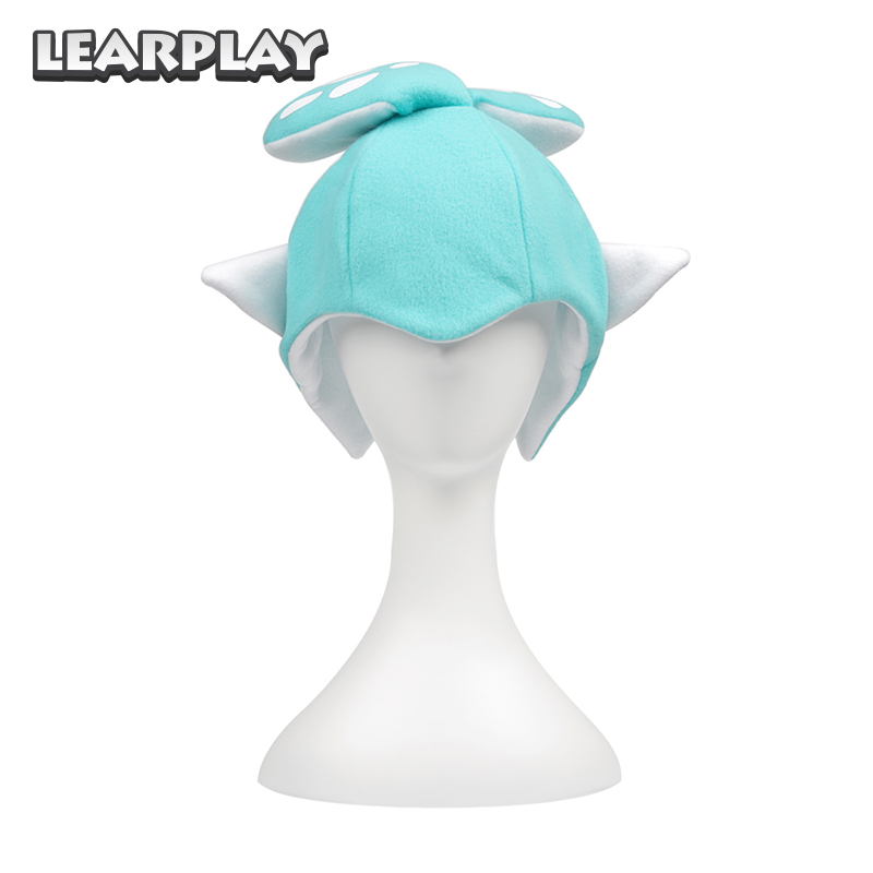Splatoon 2  Splatfest  Inkling Squid Cosplay Hairpin Hat  Mask blue Party Balaclava Cap Funny  Costumes Gift for Adult Kid