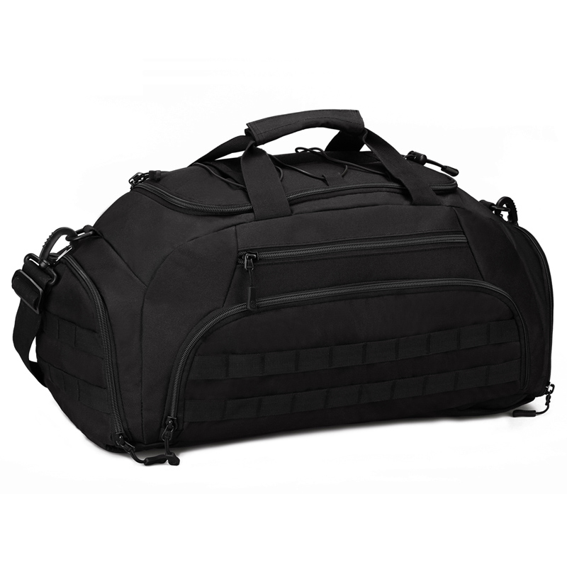 LJL Protector Plus Travel Bag 35L Large Capacity Luggage Travel Duffle Bags Multi Function Camping Backpack
