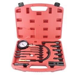 Automotive Tools TU-15B Dieselmotor Compressie Tester Kit Motor Testen Tool Voor Auto Motor Reparatie