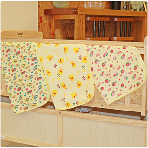 Bedding-Set Bed-Sheet Mattress Baby Waterproof Urine-Pad Cot Useful Quality Cotton Wholesale