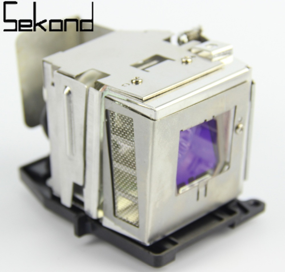 SEKOND Replacement Lamp AN-D350LP Projector Bulb with Housing for Sharp PG-D2500X PG-D3010X PG-D3510X XR-50S XR-55X PG-D2510X replacement projector lamp an xr20l2 for sharp pg mb55 pg mb55x pg mb56 pg mb56x projectors