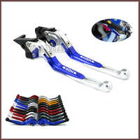 For YAMAHA XSR 700/900 XSR700 XSR900 2014-2016 2015 Motorcycle Accessories Folding Extendable Adjustable Brakes Clutch Lever CNC