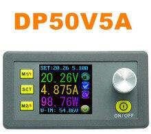 DP50V5A постоянной Напряжение Тестер измеритель тока ЖК-дисплей Дисплей вольтметр Шаг вниз программируемый Питание модуль Амперметр СКИДКА 13%
