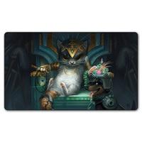 (Tasipurr The Golden Paw) Phiên Bản Giới Hạn 35X60 CM Ma Thuật Trò Chơi Playmat MGT Cards Game Playmat Có Thể được Tùy Chỉnh Printe