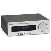 Nueva MOCHA JY-M2 AC3 DTS 5.1 DIGIT AUDIO DECODER DTS decodificador