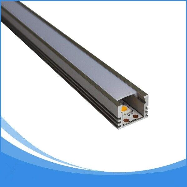 20PCS lungime de 1m din aluminiu a condus carcasa de profil liber de - Iluminat cu LED