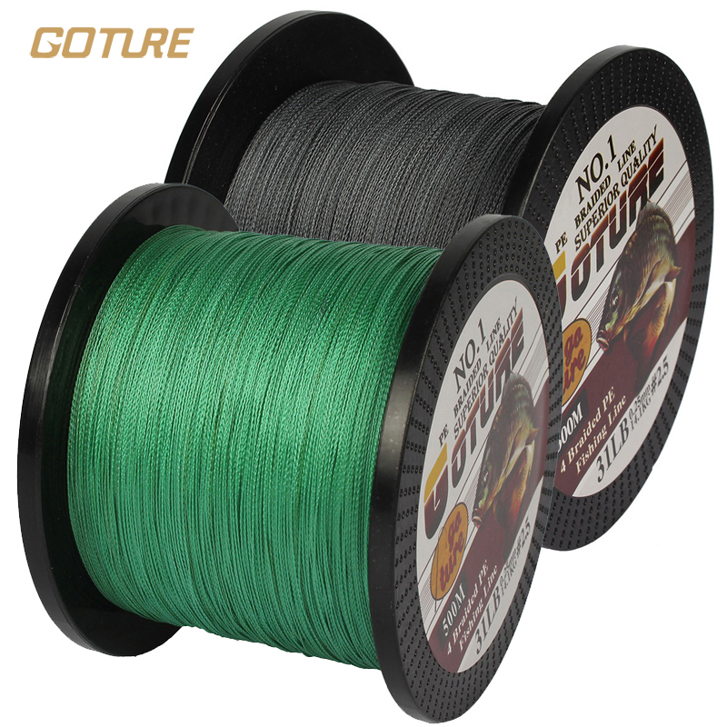 Buy goture own brand braided fishing line for 50 lb braided fishing line