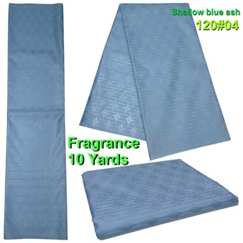 New 10 Yards Hand Make Bazin Riche Lace Fabric In Nigerian Ankara Unique Pattern Basin Women Or Men Garment Material