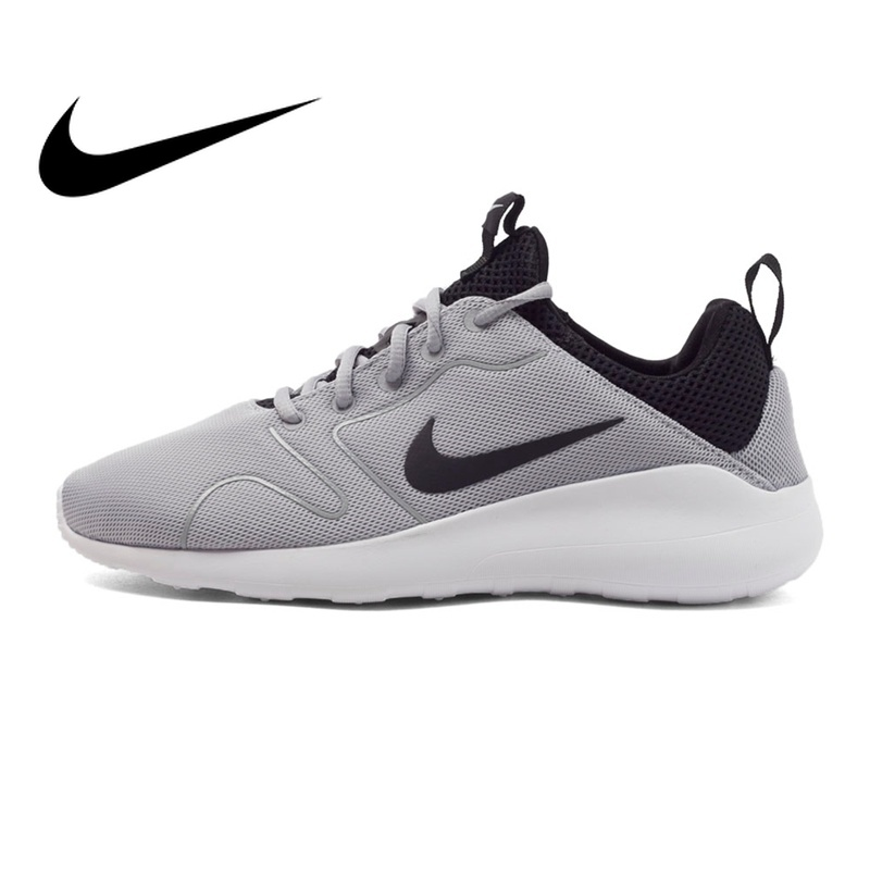 new style 28400 8f7e0 Original NIKE KAISHI 2.0 Men s Running Shoes Breathable Lace up Daily Casual  New Sports Shoes Walking Jogging Low top Sneakers-in Running Shoes from  Sports ...