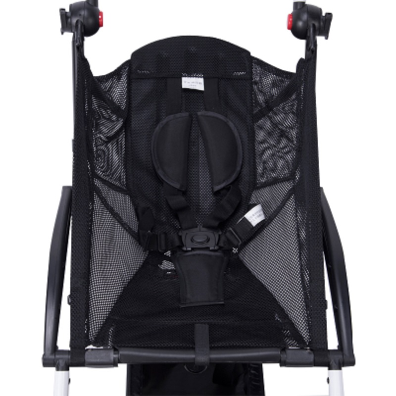 Aiqi Ultra Light Cart Summer Breathable Net Fabric Cushion Accessories Baby Stroller Accessories Stroller Accessories lightweight strollers aiqi ultra light white frame good quality baby stroller baby umbrellacar boarding stroller accessories
