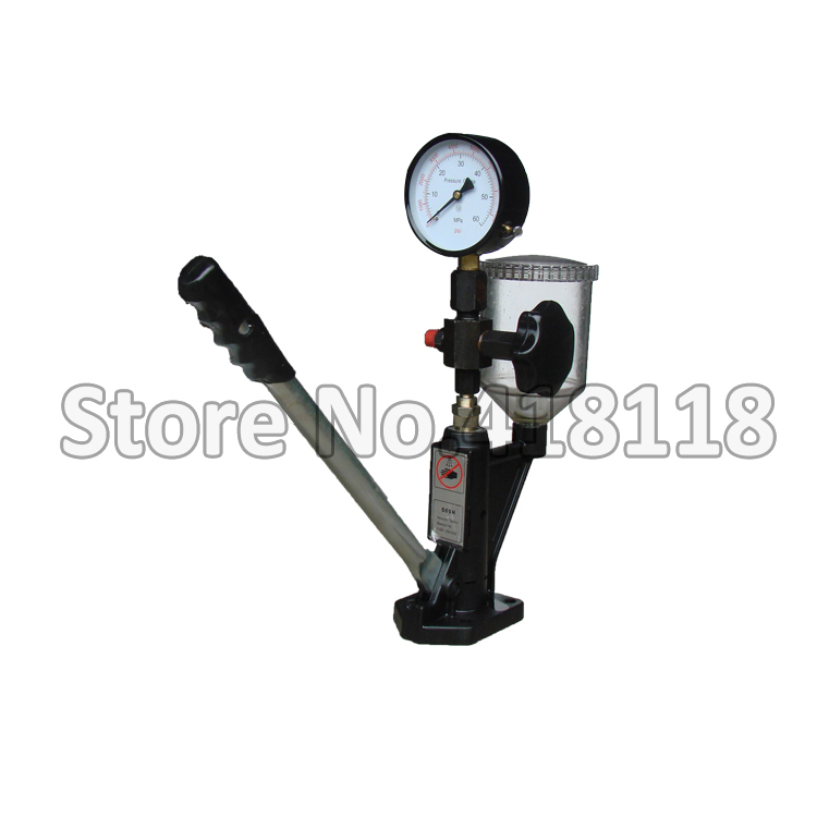 60H Diesel Injector Nozzle Tester  60h diesel injector nozzle tester