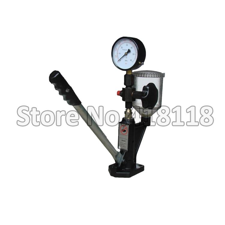 Diesel Injector S60h Mondstuk Validator Vulpistool Injector Tester Kits, Werken Met Common Rail Injector Tester