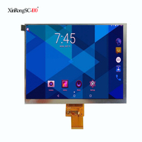 New LCD Display 8 inch Explay Surfer 8.02 TABLET LCD Display Screen Panel Replacement Matrix Frame Free Shipping