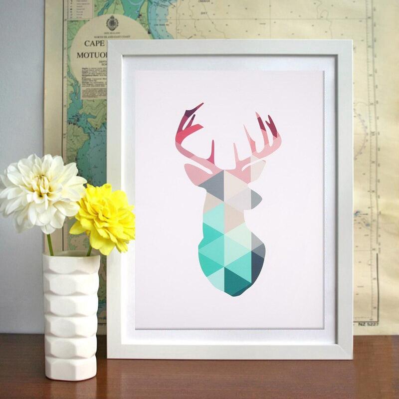 Deer Wall Decor online get cheap deer wall decor -aliexpress | alibaba group