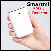 XIAOMI Smartmi PM2.5 Detector Smart Portable In time Accurate Detect Long Time Standby High Resolution Screen Display