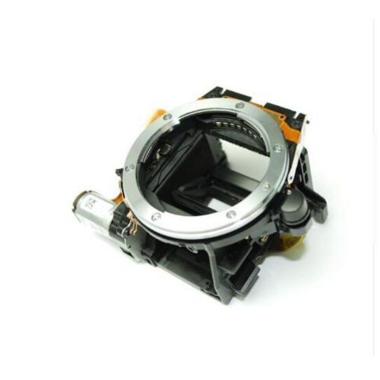 95% New Original Caméra petite boîte principale Pour NIKON D3100 Miroir Boîte avec Ouverture, DE RECHANGE d'obturation RÉPARATION PARTIE