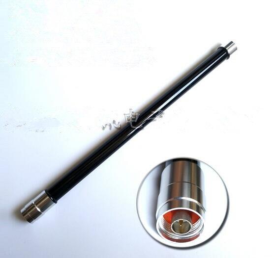 OSHINVOY 2.4g brouilleur omni antenne en fibre de verre 8dBi 2400 M brouilleur N connecteur noir antenne en fibre de verre brouilleur antenne en fibre de verre