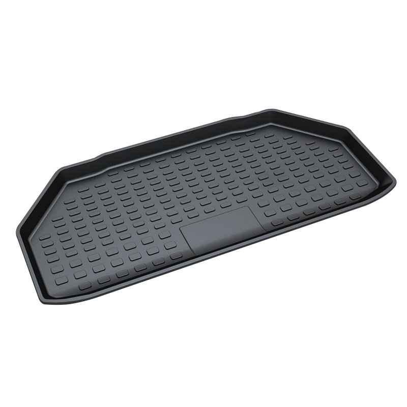 3D Trunk Tray Mat for Honda elysion,2015-2017,Premium Waterproof Anti-Slip Car Trunk Mat in Heavy Duty,Black rear trunk liner cargo floor tray for toyota ysx213 toyota runner premium waterproof anti slip car trunk mat in heavy duty black