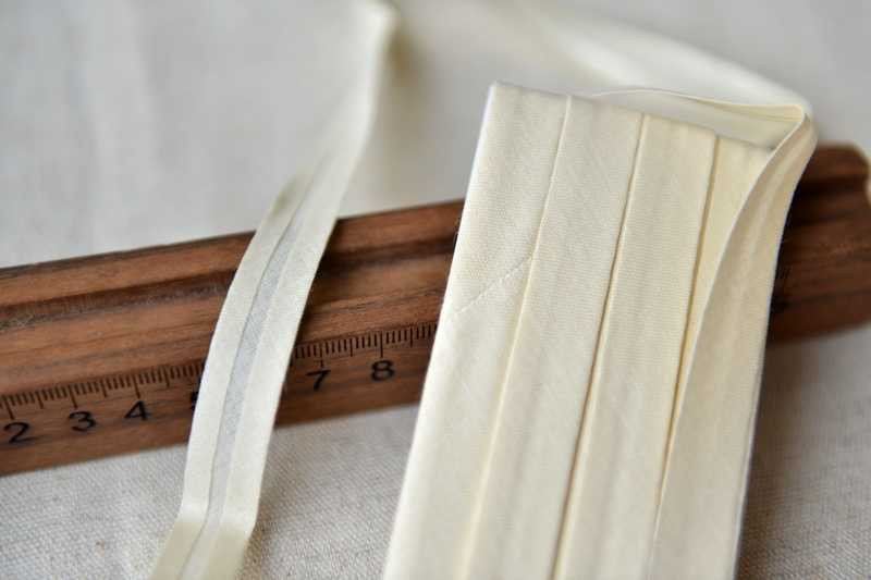E108 יפני מקופל חבילה פס צד חרוז diy בעבודת יד בד תיק עם רחב 1.2 cm אביזרים