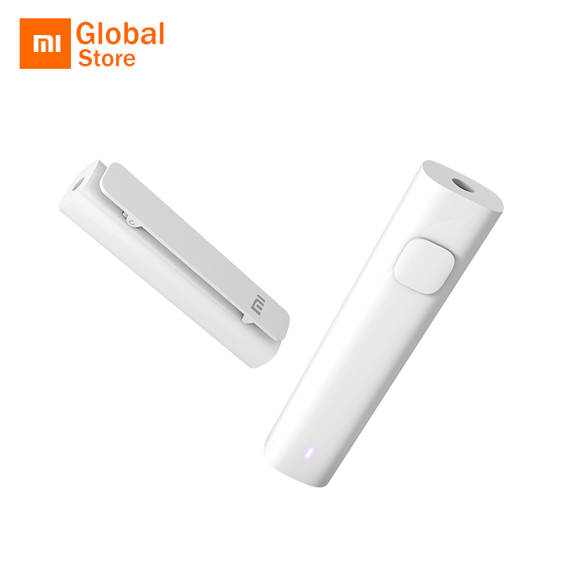 Xiaomi 3.5mm Jack AUX Car Kit Bluetooth Portable Speaker Headphone Hand Free