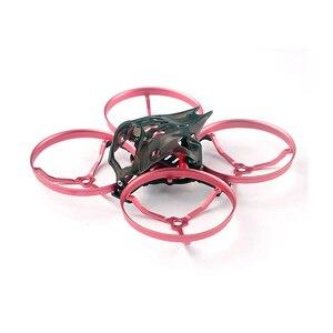 Image 2 - Happymodel Snapper8 85 millimetri Cinewhoop Kit Telaio In Fibra di Carbonio Con Lega di Alluminio CNC Guard per FPV Da Corsa del RC Aereo Drone quad