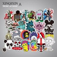 World Industries Skateboard Sticker