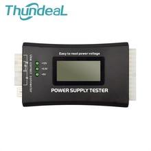 Цифровой ЖК-дисплей Источник питания Тестер компьютер 20/24 PIN блок питания измерительный диагностический проверка тестером быстрый