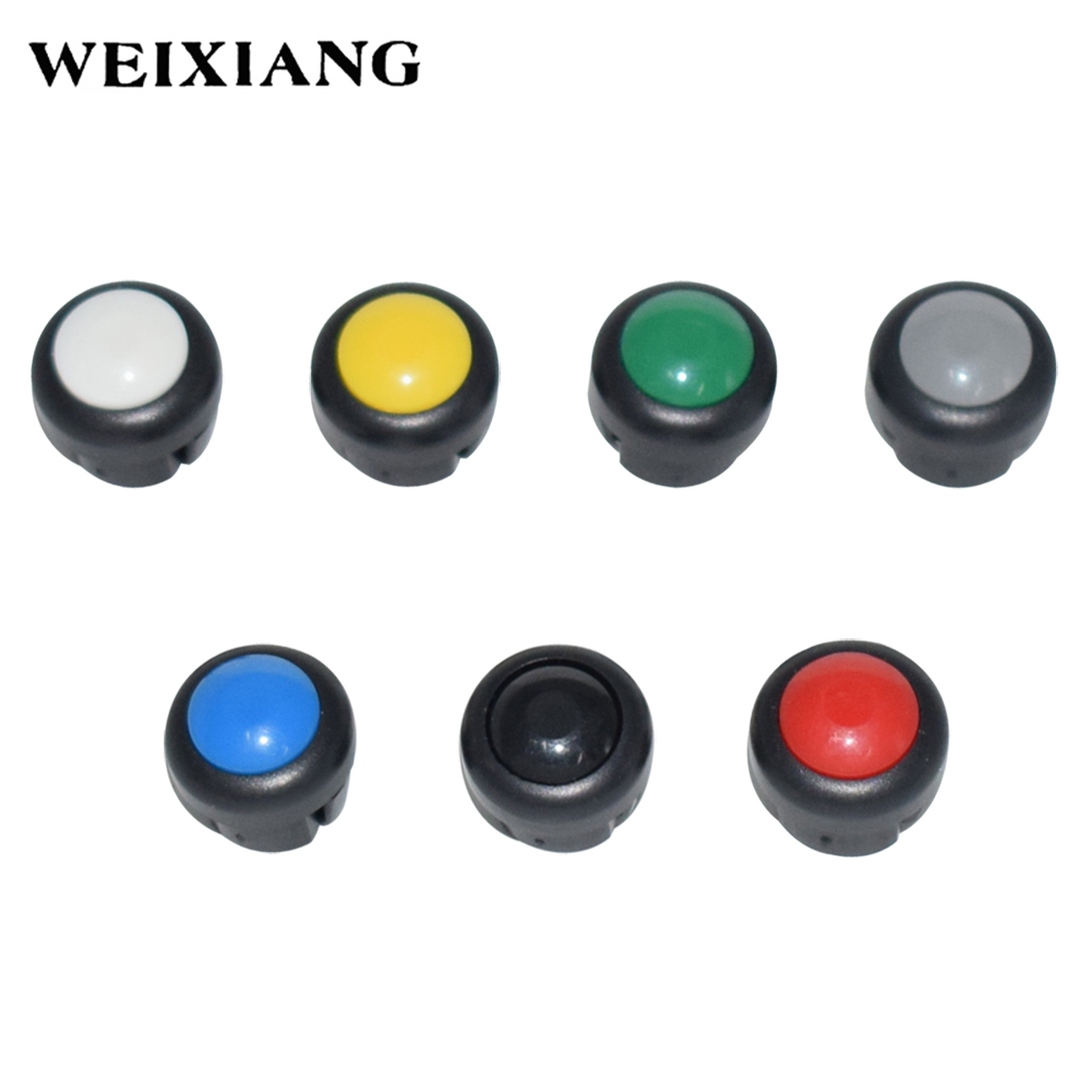 7 x кнопка включения мотоцикла сигнал поворота Высокий Низкий Луч Электрический старт Kill ON OFF кнопки мгновенного действия с фиксацией