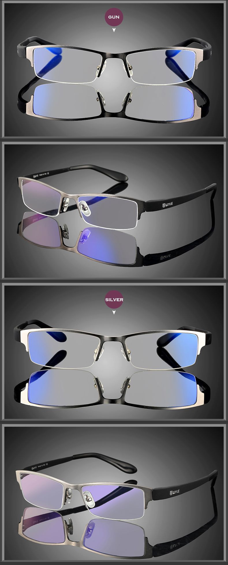 eye 9019 Eyewear Blue 10