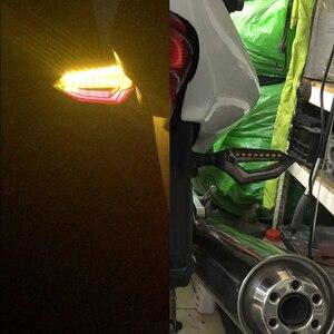 Image 5 - Universel moto clignotant Module lumière avant arrière Led moteur Signal clignotant lampe pour Honda CBF600/SA NC700 S/X VTX1300