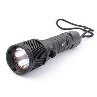 TrustFire CREE XM L2 DF 007 U3 800 Lumens 50 m Profundidade de Mergulho Lanterna LED de Mergulho (1x26650)|Lanternas| |  -