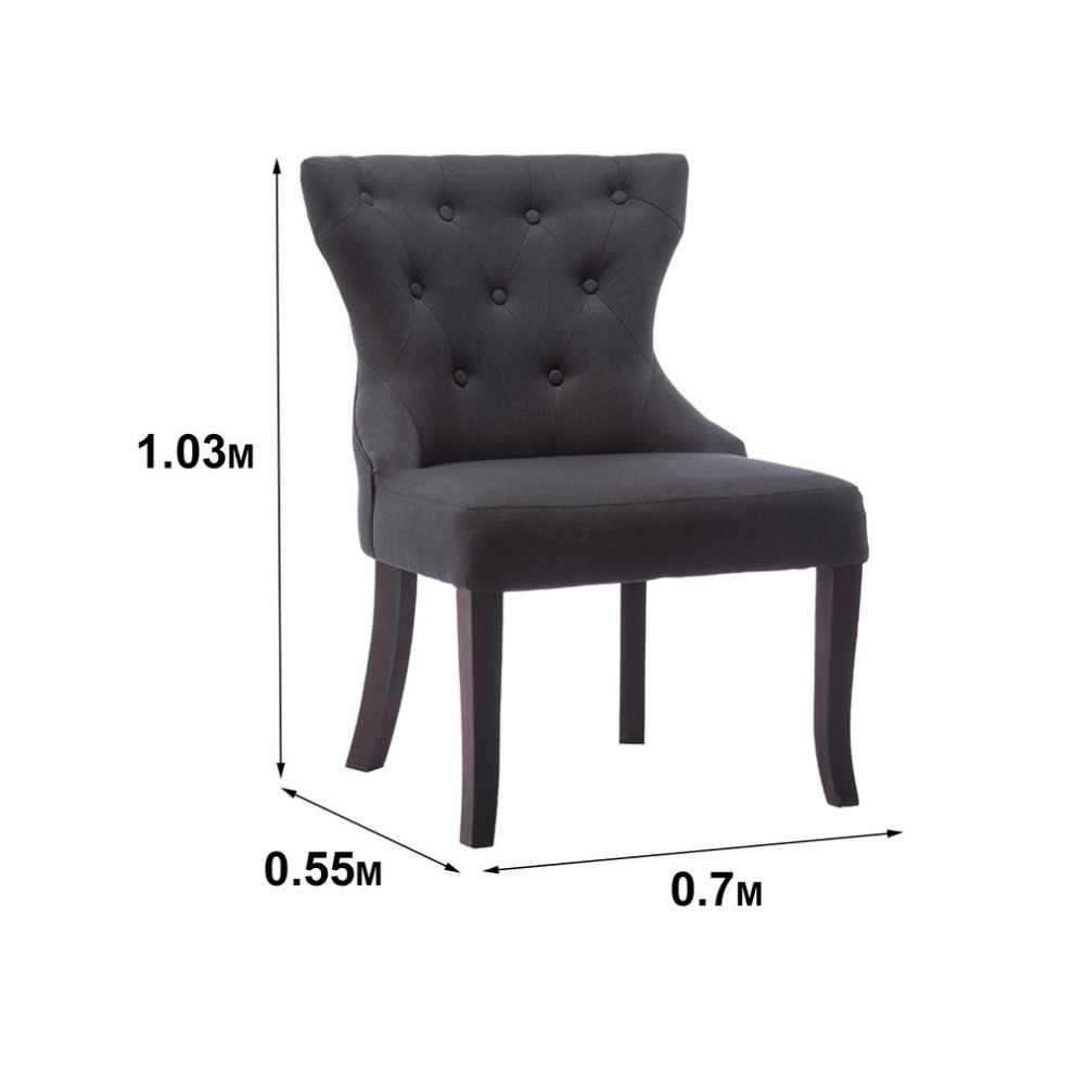 Silla tapizada moderna, acolchado, taburete de salón, sillas de comedor universales, muebles cómodos para sala de estar