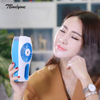 Tbonlyone 2000Mah Water Spray Humidifier Handheld For Students Office Outdoor Travel Electric Mini Usb Rechargeable Mist
