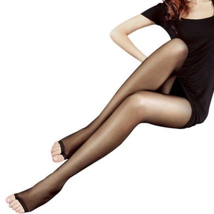 Fashion Womens Tights Beauty Skinny Bas Sexy Stocking Cute Womens Knee High Leg Warmer Candy Pantyhose Girl Stockings