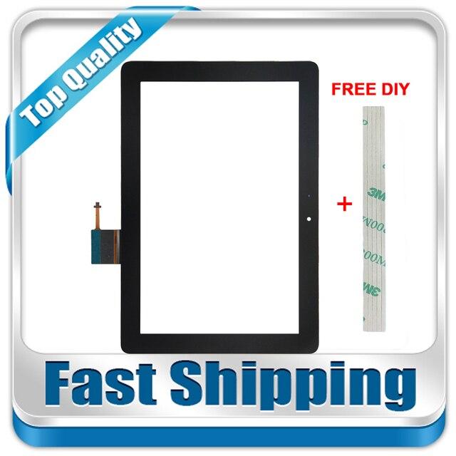 جديد لهواوي MediaPad 10 رابط S10-231L S10-231U استبدال شاشة تعمل باللمس محول الأرقام زجاج 10.1 بوصة الأسود