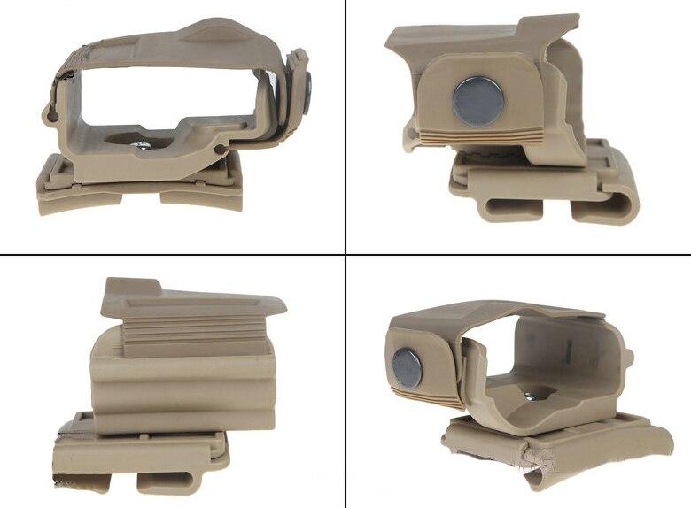 Novi CP modeli futrola za GLOCK 17/22/23 Taktički Airsoft Paintball - Lov - Foto 3