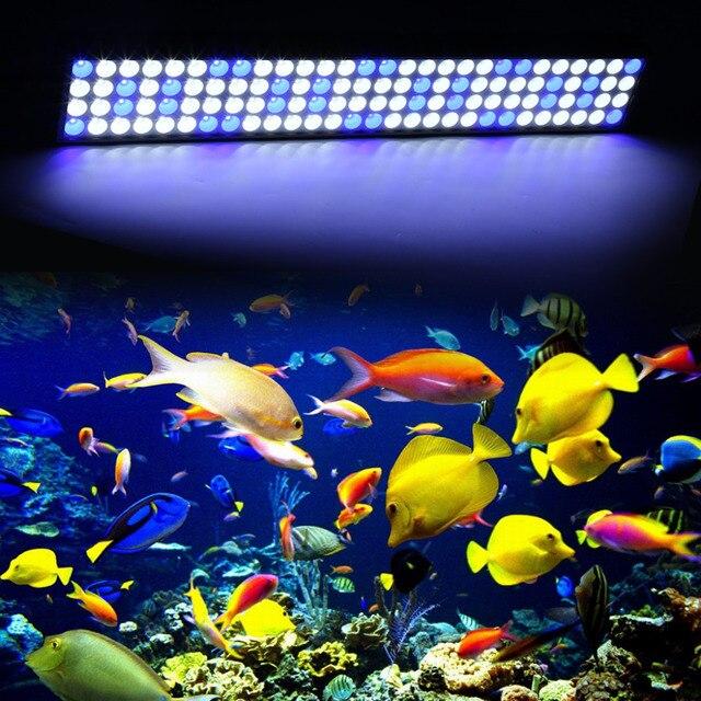 1pc Underwater Led Aquarium Fish Tank Fishbowl Light Smd2835 60w 112