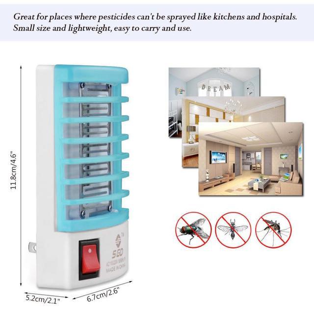 New LED Socket For All Bugs Killer 3