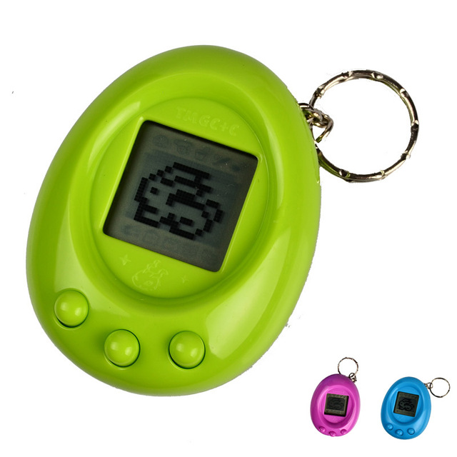BOHS  New Electronic Digital Pet Epet E-pet Gift Toy Handheld Game Machine, 168 Pets in 1