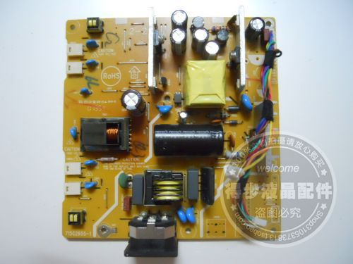 Free Shipping>Original   L1910 high-voltage power supply board 715G2655-1 pressure plate-Original 100% Tested Working 48 l9002 a14 fp737s power board q7t3 power board high voltage power supply integrated plate