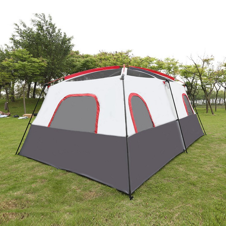 ... Large space tent Outdoor 8 10 people two bedroom tent c&ing  sc 1 st  Bedroom Ideas & Two Bedroom Tent - Bedroom Ideas
