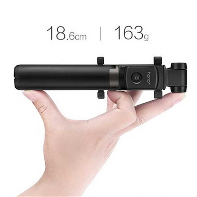 Оригинальный huawei Honor AF15 Bluetooth селфи палка штатив портативный беспроводной управление монопод ручной для мобильного телефона