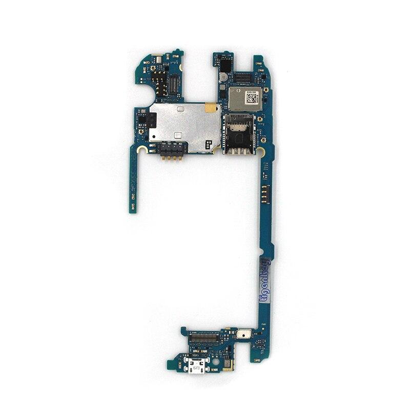 Tigenkey 100 % Unlocked 32GB Work For LG G4 H815 Mainboard Original For LG G4 H815 32GB Motherboard Test 100% & Free Shipping