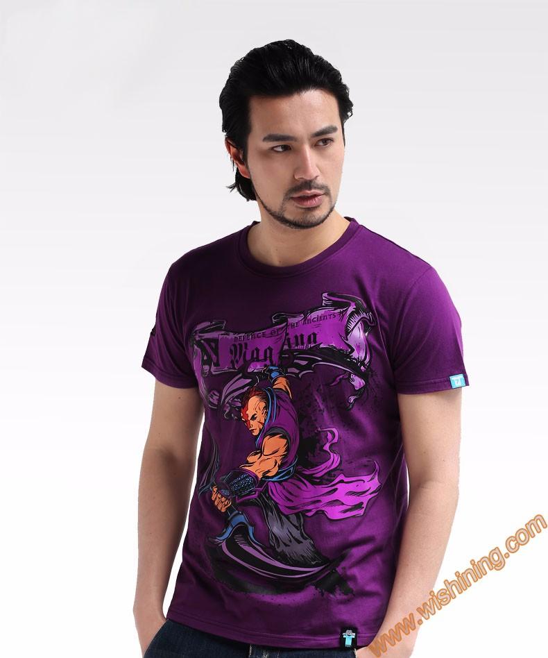 DOTA 2 Anti Mage t-shirt Tee7901 (1)