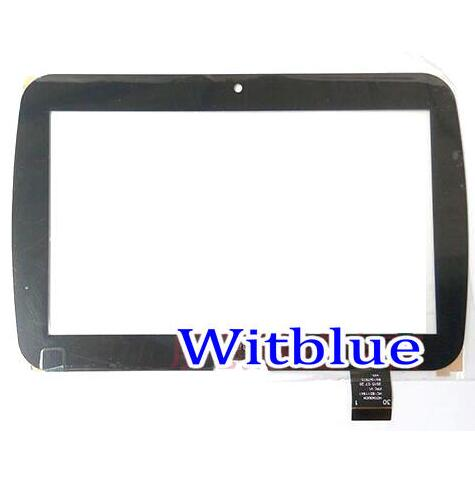 Witblue New touch screen For 7 TurboKids Princess Tablet touch panel digitizer glass Sensor replacement witblue new touch screen for 10 1 archos 101 helium lite platinum tablet touch panel digitizer glass sensor replacement