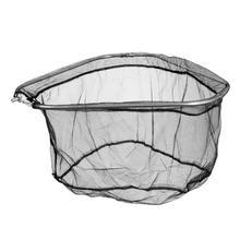 Folding Fishing Brail Landing Net Head Stainless Steel Triangle Frame Dia.40cm Foldable Nets Landing Dip Large Dense Accessories