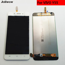 Tested! For vivo Y55 LCD display+Touch Screen+Tools Digitizer Assembly Replacement Accessories For vivo Y55  5.2